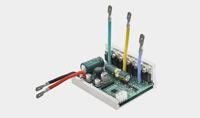 750W 割草机驱动控制器应用方案
