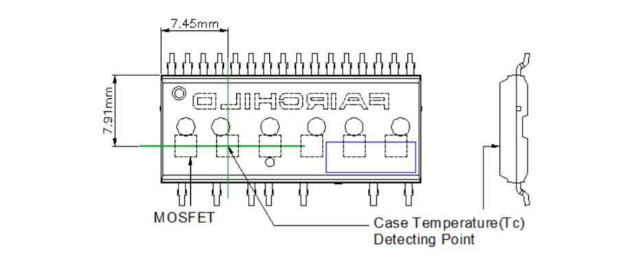 FSB50550AS: Motion SPM® 5 系列